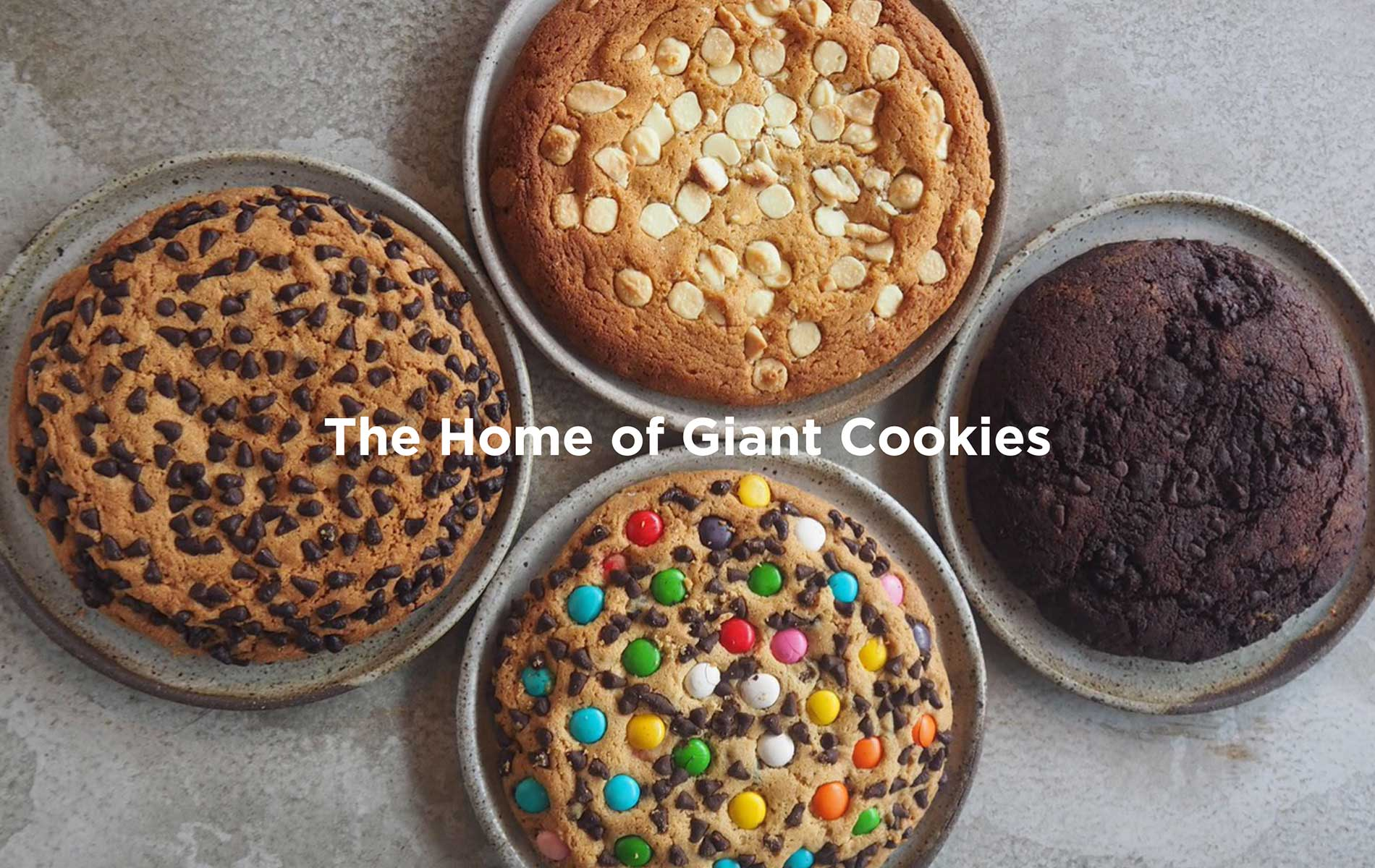 Flour Drum - Home of the Giant Cookie